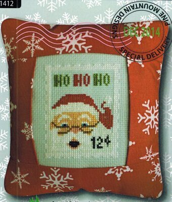 December Stamp - Special Delivery - Cross Stitch Kit