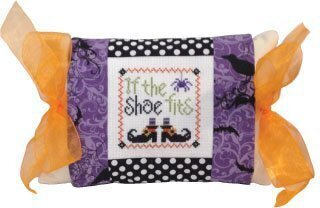 If the Shoe Fits - Cross Stitch Kit
