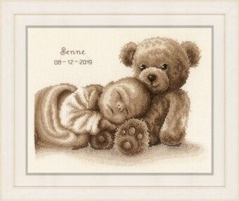 Sweet Dreams - Cross Stitch Kit