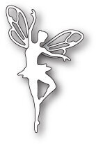 Poppystamps Graceful Faerie Die
