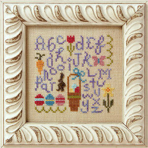 Sampling Easter - Cross Stitch Pattern
