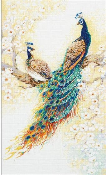 Persian Garden - Cross Stitch Kit