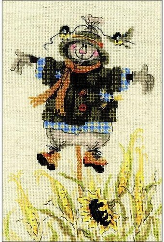 Welcome - Cross Stitch Kit