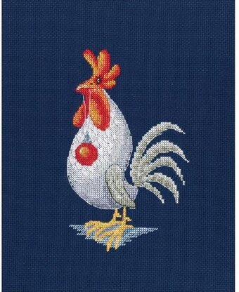 Red Makes Dream Come True - Cross Stitch Kit