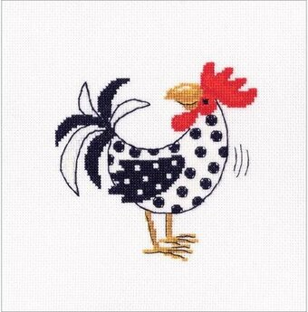 Cheerful Mood II - Cross Stitch Kit
