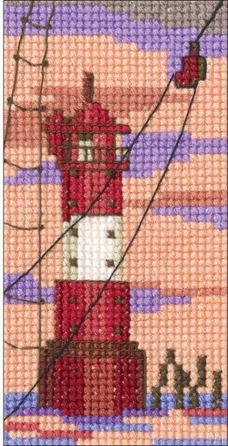 Lighthouse V - Cross Stitch Kit