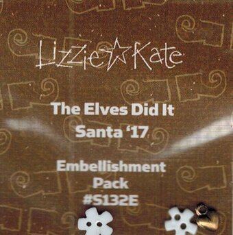 Embellishment Pack for The Elves Did It - Santa '17