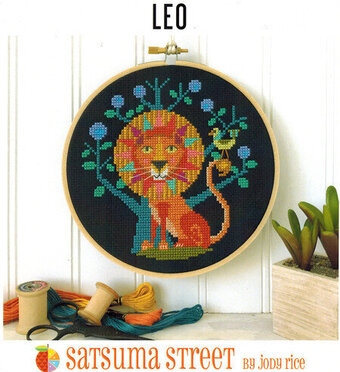 Leo - Cross Stitch Pattern