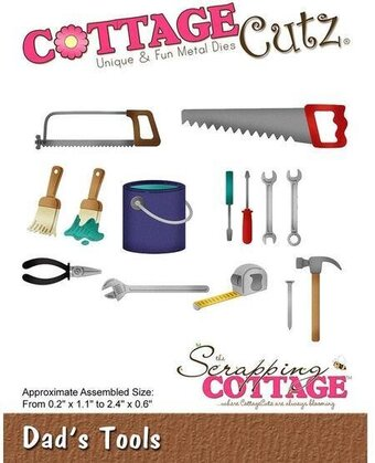 CottageCutz Dad's Tools Die