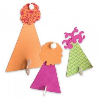 Sizzix Bigz Die - 3-D Party Hats
