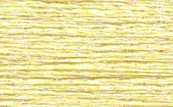 Rainbow Gallery Petite Silk Lame Braid - SP46 Lemon Mist