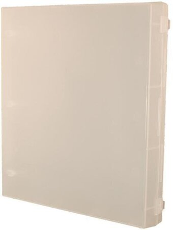 EZMount Clear Enclosed Full Size Binder
