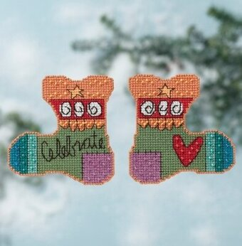 Celebrate - Beaded Cross Stitch Kit