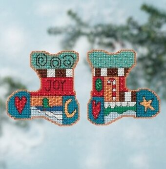 Joy - Beaded Cross Stitch Kit