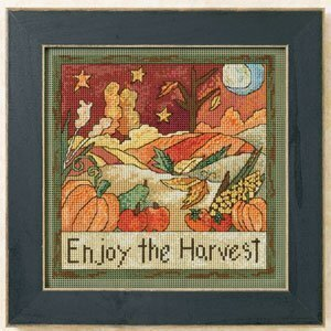 Enjoy The Harvest - Cross Stitch Kit