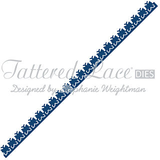 Tattered Lace Dies - Butterfly Border