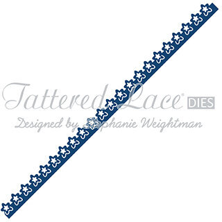 Tattered Lace Dies - Delicate Flower Border
