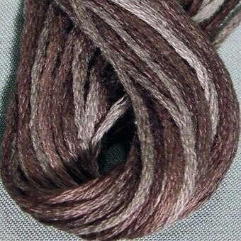 Valdani 6-Ply Thread - Melancholic Purple
