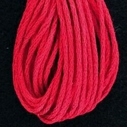 Valdani 6-Ply Thread - Christmas Red