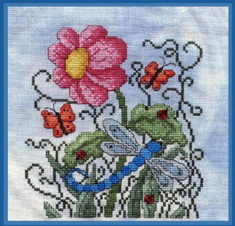 Nature's Wonderland - Cross Stitch Pattern