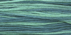 Weeks Dye Works - Caribbean #2136