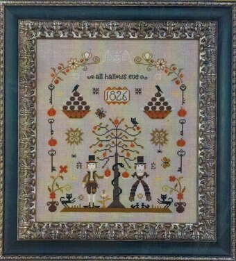 Rampant Cats Sampler, The - Cross Stitch Pattern