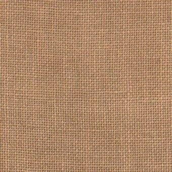 30 Count Cocoa Linen Fabric 26x35