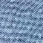 30 Count Periwinkle Linen Fabric 13x17