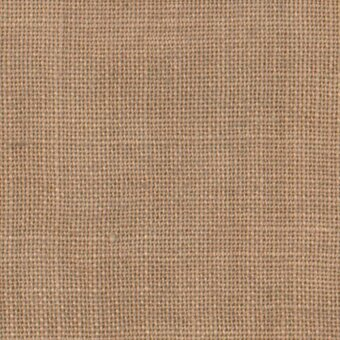 35 Count Cocoa Linen Fabric 17x26