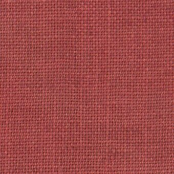 35 Count Aztec Red Linen Fabric 17x26