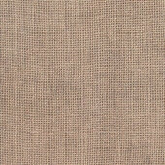 40 Count Confederate Grey Linen Fabric 8x12