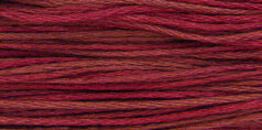 Raspberry - Weeks Dye Works Pearl Cotton #5