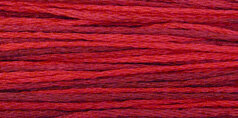 Turkish Red - Weeks Dye Works Pearl Cotton #5
