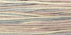 Clam Shell - Weeks Dye Works Pearl Cotton #5