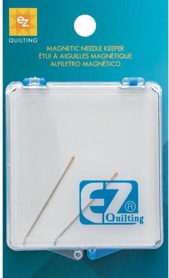 Magnetic Needle Keeper