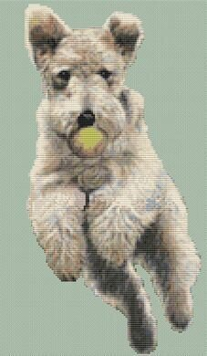 When Dogs Fly - Cross Stitch Pattern