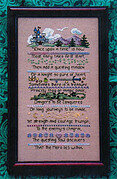 Fairy Tale Sampler - Cross Stitch Pattern