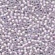 Mill Hill 03044 Crystal Lilac Antique Seed Beads - Size 11/0