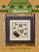 Snapper Holiday Happy St. Patrick's Day  -  Stitch Pattern