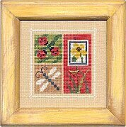 Flip-It Blocks June - Cross Stitch Pattern