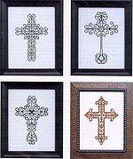 Traditional Crosses I - Cross Stitch Pattern