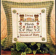 Season Of Hope - Cross Stitch Pattern