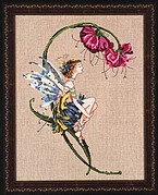 Bliss Fairy - Mirabilia Cross Stitch Pattern