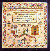 Sweeter Love, A - Cross Stitch Pattern