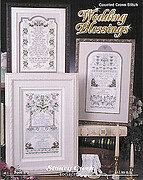 Wedding Blessings - Cross Stitch Pattern