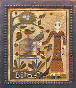 Elizabeth - Cross Stitch Pattern