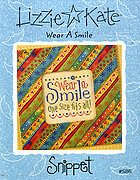 Wear A Smile - Cross Stitch Pattern