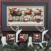 Christmas Eve - Cross Stitch Pattern