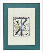 Letters From Nora - Z - Cross Stitch Pattern