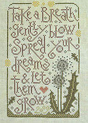 Dandy Dreams - Cross Stitch Pattern